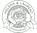 Helena and Laurent Logo