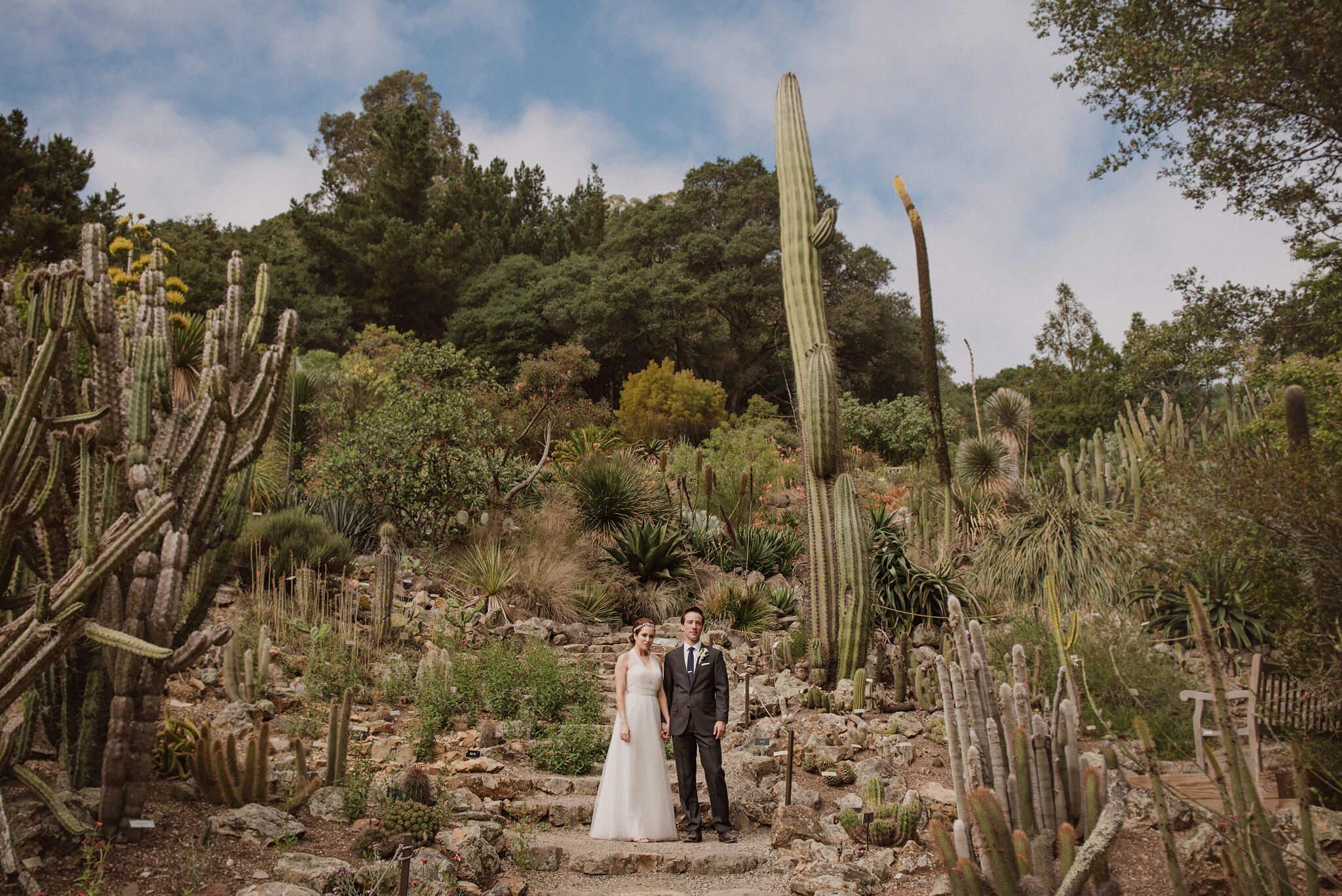 Berkeley Botanical Garden Elopement | Fine Art Wedding Photographer ...